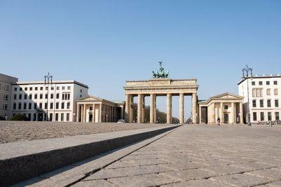 Berlín cancela conmemoración de 75 años del fin de la Segunda Guerra