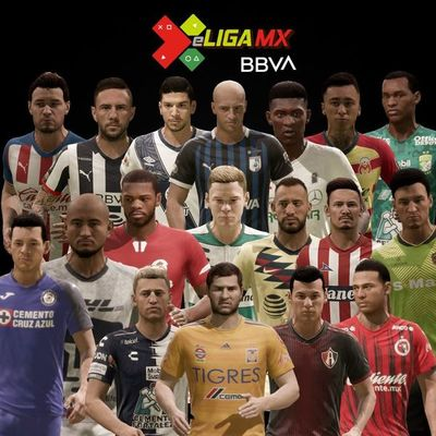 El fútbol mexicano presenta su liga virtual