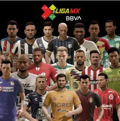 En tiempos de coronavirus: La liga mexicana organiza su primer torneo virtual