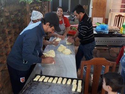 Donarán chipa a familias vulnerables de Santa Rosa de Lima