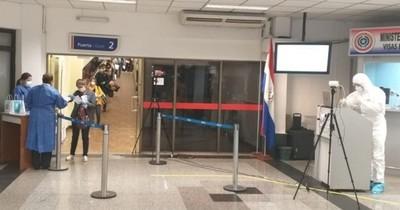 Gobierno autorizó ingreso de 56 paraguayos procedentes de Perú y Bolivia