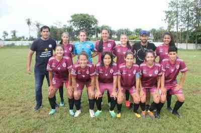 Fútbol femenino; Misiones Bicampeón del Nacional de Interligas