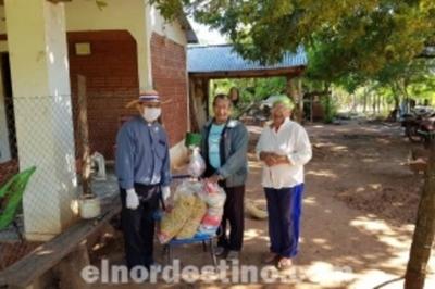 Ganaderos del país ayudan por tres meses con alimentos a compatriotas necesitados en el marco de la crisis sanitaria