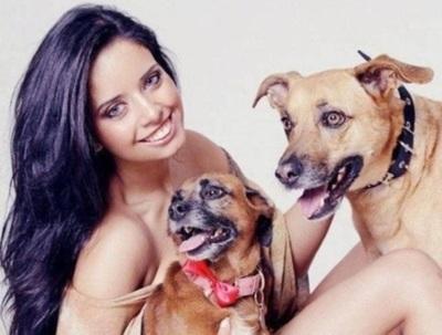 Jessi Franco afirmó que en esta cuarentena aumentó la cantidad de perros en las calles