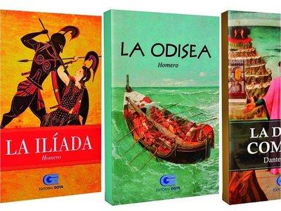 Clásicos de la literatura universal y local llegan con el ejemplar de ÚH