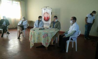 PRIMER CASO CONFIRMADO DE COVID-19 EN ÑEEMBUCÚ