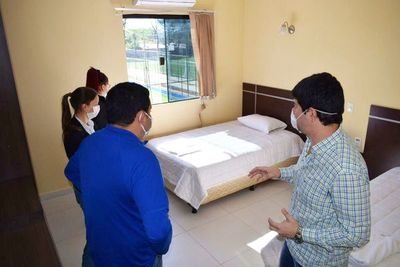 Alquilan hotel para resguardar al personal de blanco del Hospital de Villa Elisa