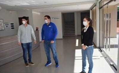HOY / Villa Elisa: Alquilan hotel para albergar a personal de blanco