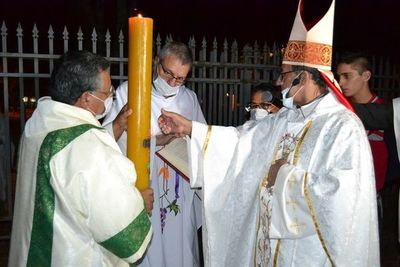 Obispo exhorta a promover la salud y cuidar la vida