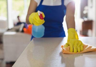 ¡Aprovechá estos días santos para limpiar y desinfectar toda tu casa!