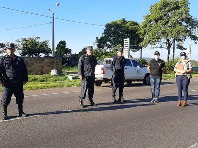 Tres imputados en Caacupé por violación de cuarentena sanitaria