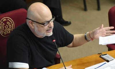 """Payo Cubas: """"El desafuero es un calmante para la opinión pública"""""""