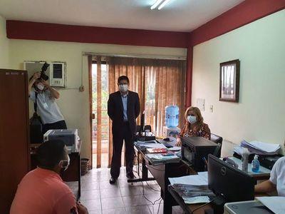 Colombiano indocumentado es detenido por circular sin justificativo
