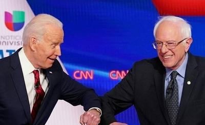 HOY / Candidatos forman bloque y van en pos de destronar a Donald Trump