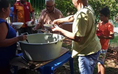 SIMPATIZANTES DE CRUZADA NACIONAL ORGANIZAN OLLAS POPULARES – Diario TNPRESS