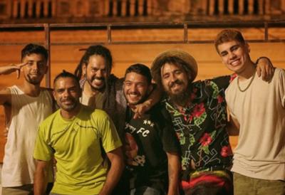 """HOY / """"Los intrusos de Mirtha"""" presentan su 'Reggae Natural'"""