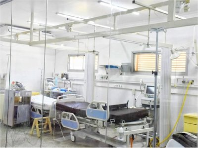 Adecuan terapia intensiva del Hospital Regional de IPS de Encarnación