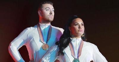 """""""I´m ready"""", la nueva colaboración de Sam Smith y Demi Lovato"""