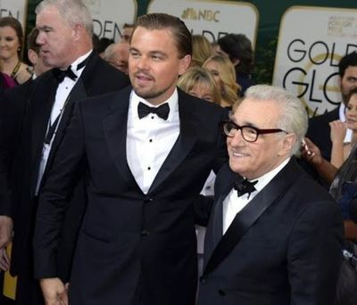 Leonardo DiCaprio y Robert De Niro subastan participar en rodaje de Scorsese