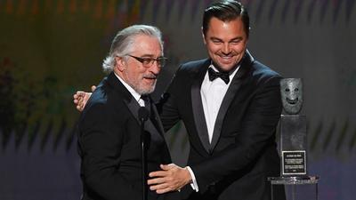 Coronavirus: DiCaprio y De Niro subastan participar en un rodaje de Martin Scorsese