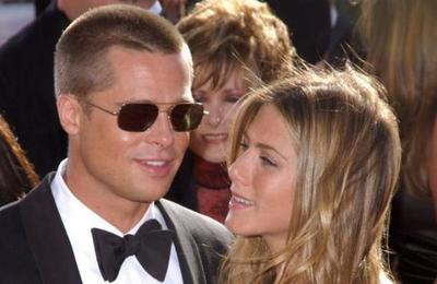 ¿Brad Pitt y Jennifer Aniston pasando juntos la cuarentena?