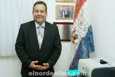 Magistrado Modesto Cano Vargas, tres décadas dedicadas a impartir justicia en la Circunscripción Judicial del Amambay