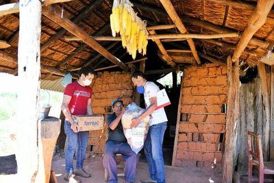 Entregaron más de 120.000 kg de alimentos en Alto Paraná