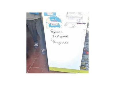 Investigan  transacción ilegal de Ñangareko y Tekoporã