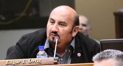Comisión recomienda aprobar desafuero de Edgar Ortíz