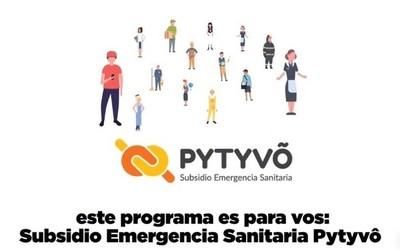 Programa Pytyvõ ya llega a casi 500 mil transferencias