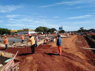 Obras para multiviaducto siguen con 40% de avance