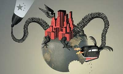 El peligro del expansionismo chino en la región