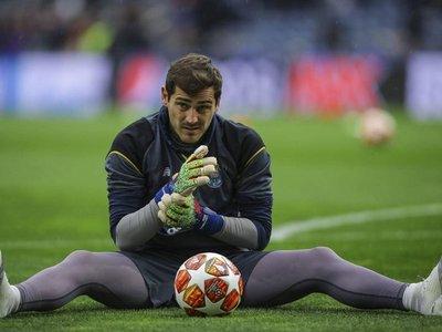 """Casillas: """"Volver a jugar va a ser difícil"""""""