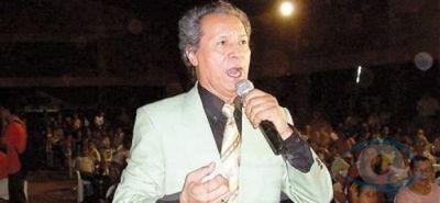 Falleció el cantante y folklorista Alberto de Luque