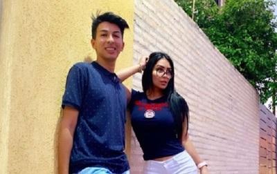 Jazmín Mernes y Toñito realizaron una osada transmisión en redes