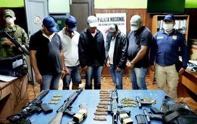 Pericia involucra a los cinco sicarios de Samura en otros cinco atentados