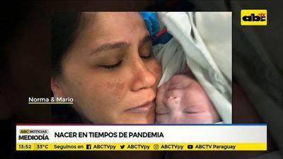 Nacer en tiempos de pandemia