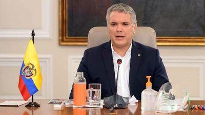 """Presidente colombiano descarta el regreso del fútbol porque """"no hay condiciones"""""""