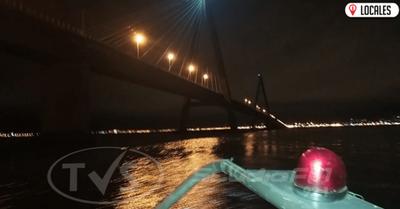 Paso clandestino: Un desaparecido tras intentar cruzar el Río Paraná