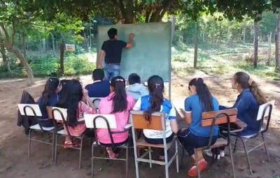 Docentes aseguran que clases virtuales serán imposibles en zonas rurales
