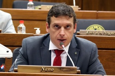 Dura crítica de diputado Nano Galaverna a sus colegas