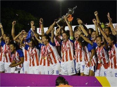 Fútbol femenino: Limpeño de América