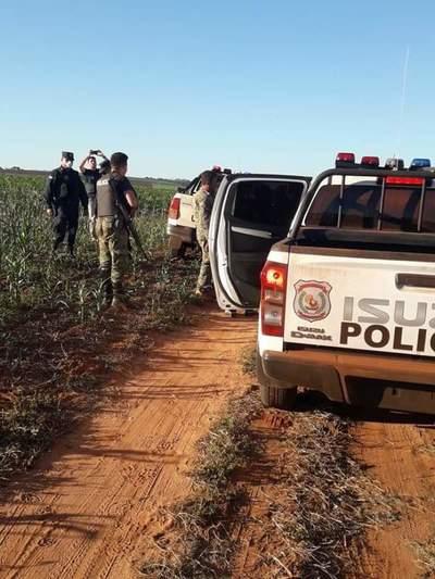 Marihuanero emboscan a policías