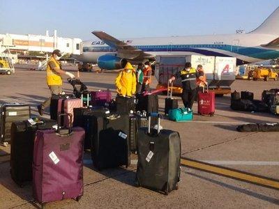 Primera intervención de Fiscalía en vuelo humanitario se da en caso Salum, según médico