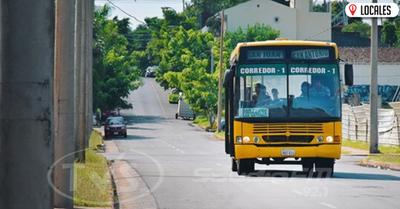 Mañana 27 de abril vuelven los transportes públicos en Encarnación