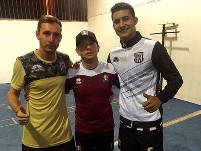 """La historia detrás de la camiseta: Jorge Aguilar, el accidente en Manizales y """"Dios me dio otra oportunidad""""."""