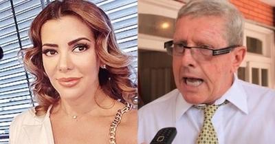 """HOY / 'Desubicada' y """"tesapo'êlo"""": Marly Figueredo y Aníbal Schupp 'se tiran flores' en Twitter"""