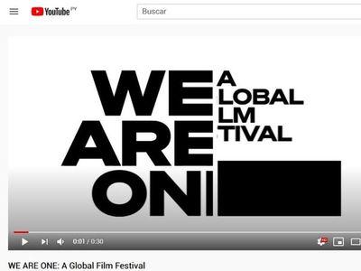 Harán festival de cine en línea