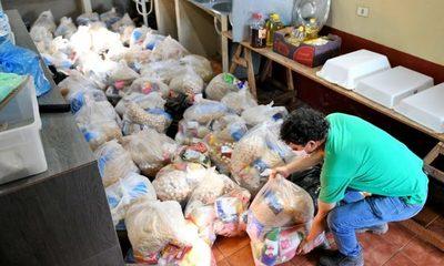 Itaipú intensifica distribución de víveres