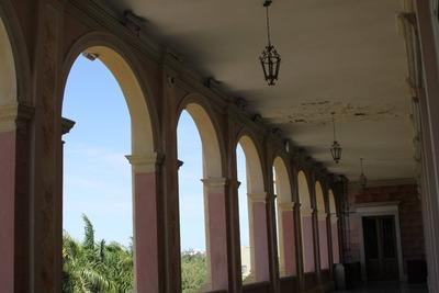 El ala oeste del Palacio de López podría derrumbarse